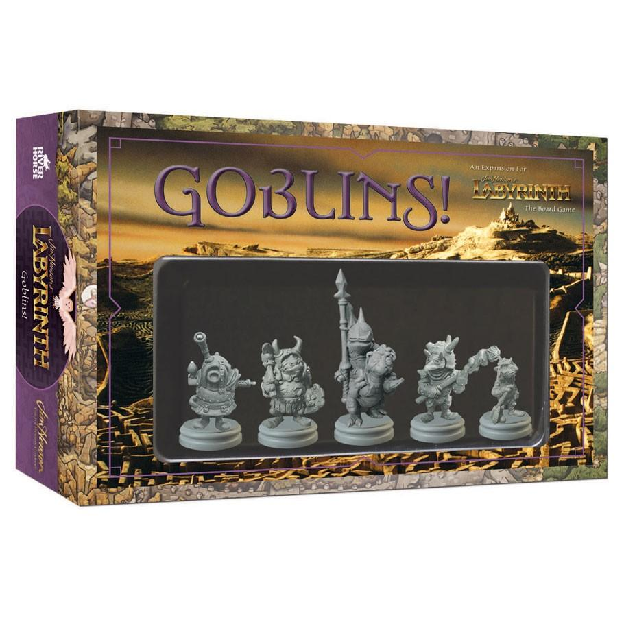 Jim Henson's Labyrinth: The Board Game: Goblins! Expansion