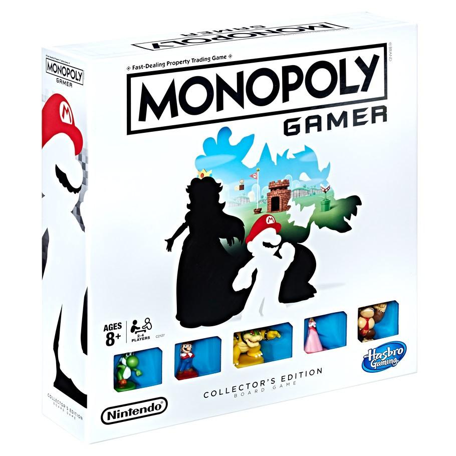 monopoly gamer collector s edition nutty squirrel games