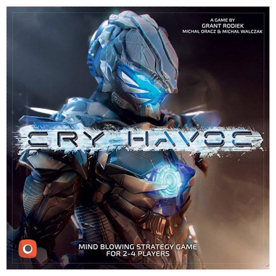 Cry Havoc board game by Portal Games