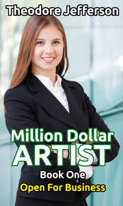 Million Dollar Artist Book One
