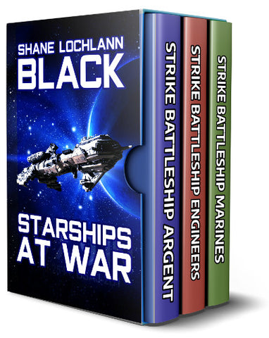 Starships At War Paperback Bundle