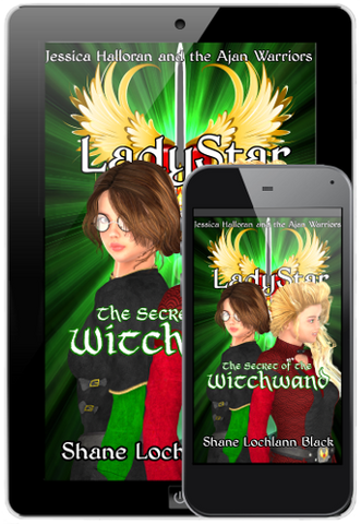 LadyStar: Secret of the Witchwand