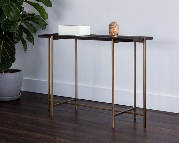 ROHAN CONSOLE TABLE