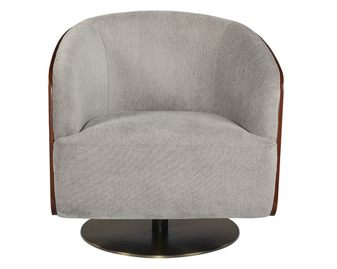 ARNELLE SWIVEL LOUNGE CHAIR