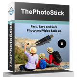 The PhotoStick 8