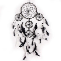 Handmade Dream Catcher with Feathers Wall Hanging Decoration Crafts Ornament Dreamcatcher Gifts Home Decor