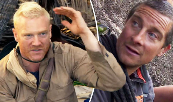 Celebrity Island with Bear Grylls SHOCKS viewers with 52 F-BOMBS in 45 minutes