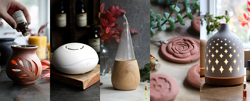 Our Guide to Different Types of Essential Oil Diffusers
