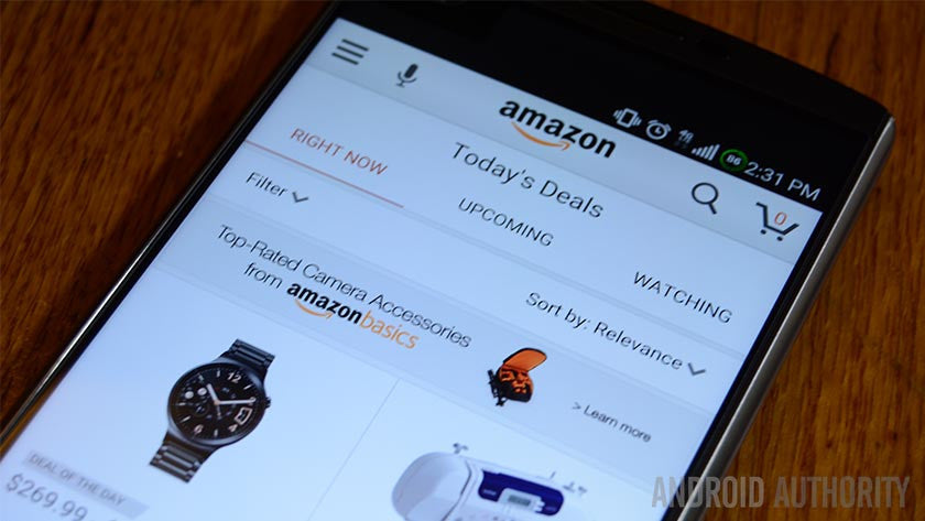 Buying stuff online is easier than ever before with tons of shopping apps available