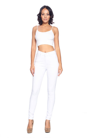Load image into Gallery viewer, KIKO WHITE JEANS
