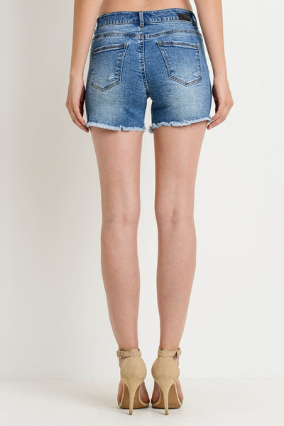 KIMMIE DENIM SHORTS