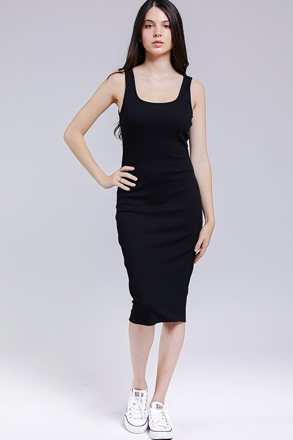MEGAN DRESS IN BLACK
