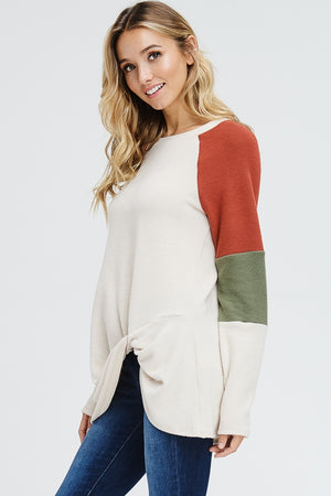 Load image into Gallery viewer, CASSY SWEATER - BEIGE