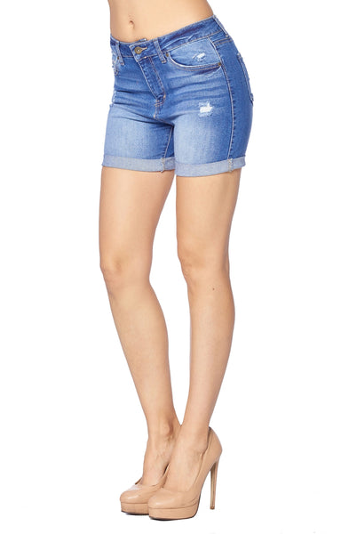 SOLA DENIM SHORTS