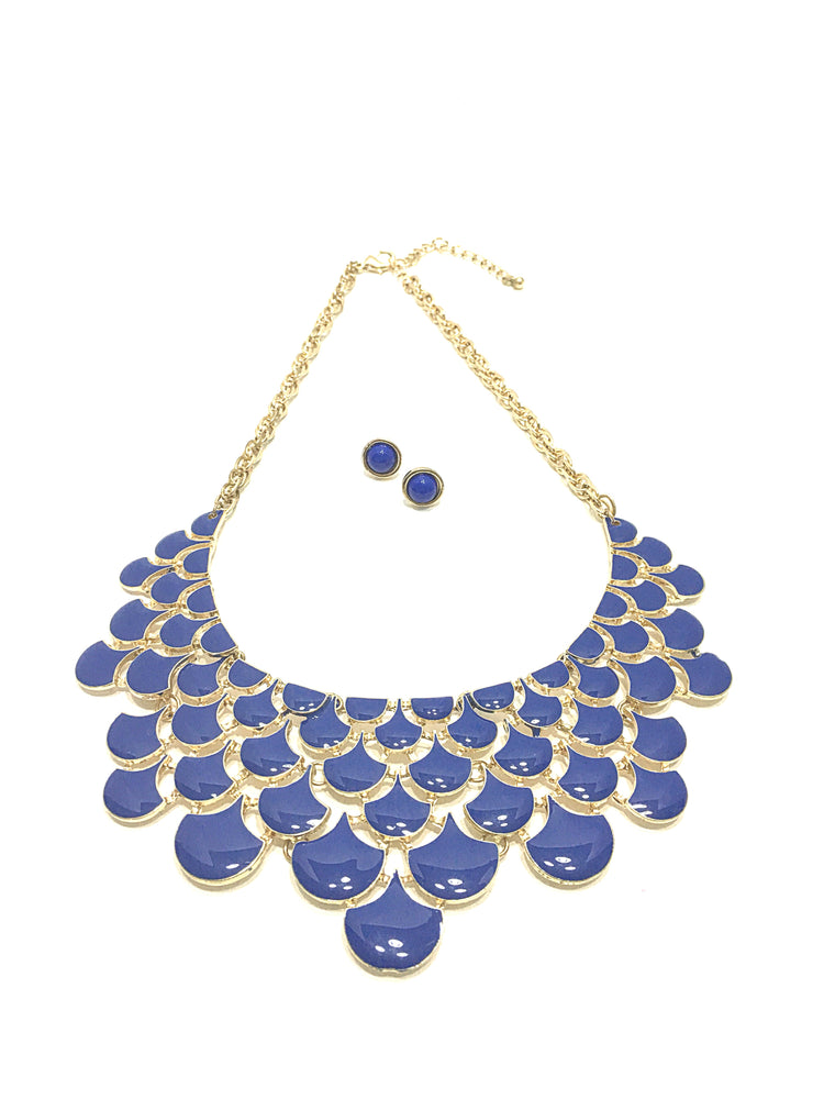 Load image into Gallery viewer, VICTORIA NECKLACE SET