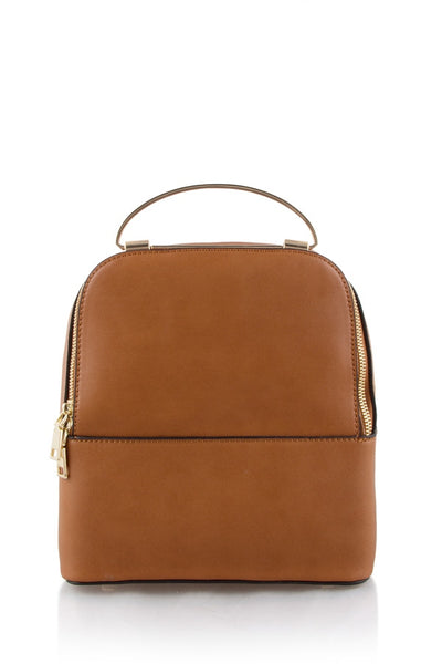 TAKE ME TO PARIS BACKPACK IN TAN