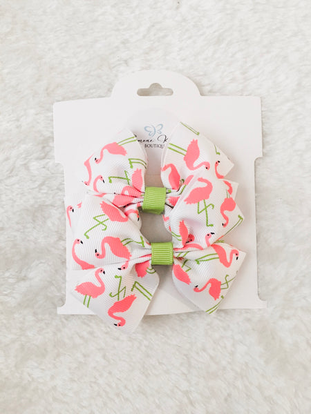 FLAMINGO BOUTIQUE BOWS
