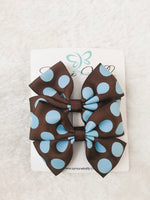 RILEY DOUBLE BOUTIQUE HAIR BOWS