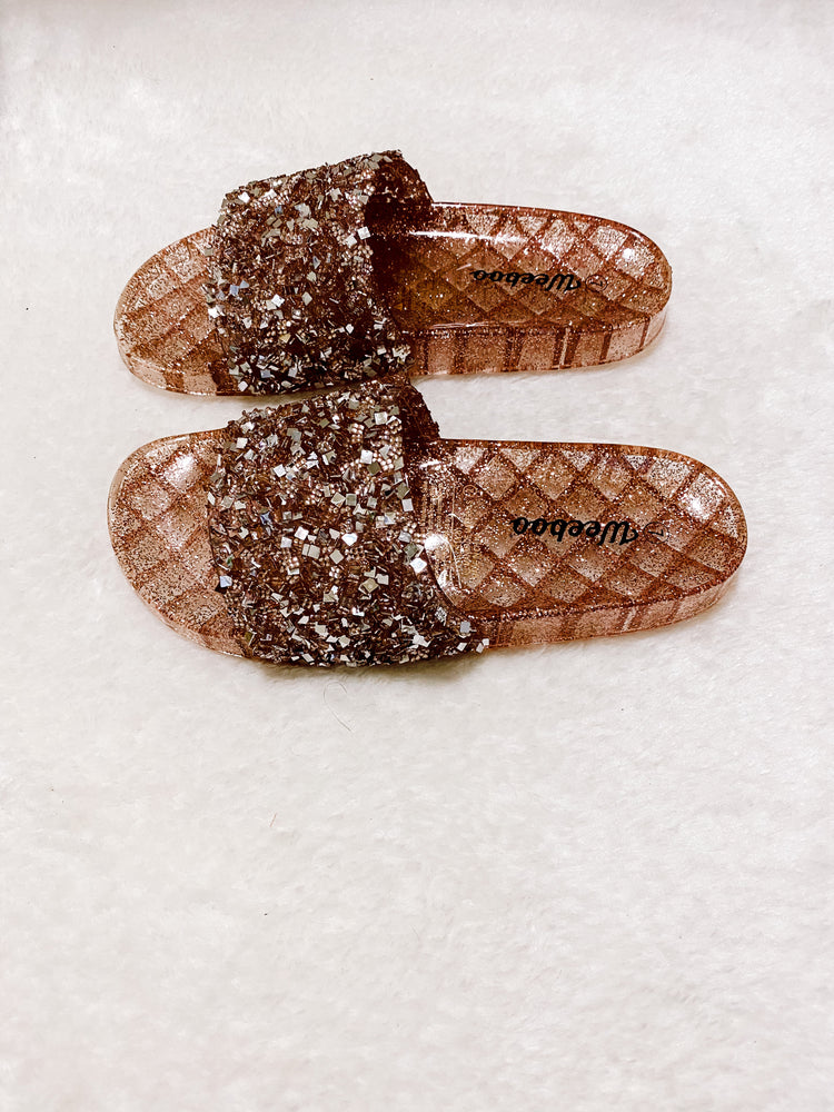 MEL-ROSE JELLY SLIDES