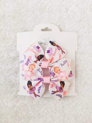 Load image into Gallery viewer, PRIMA BALLERINA BOUTIQUE BOWS