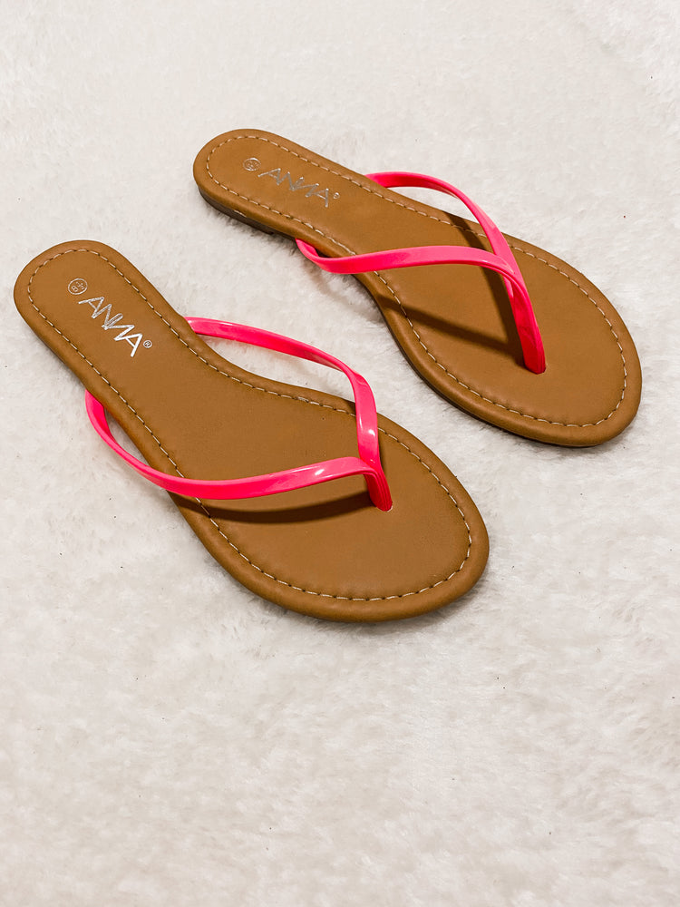 Load image into Gallery viewer, FABY FLIP FLOPS - PINK