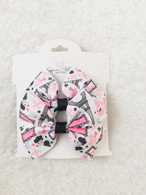 Load image into Gallery viewer, BONJOUR PARIS BOUTIQUE BOWS