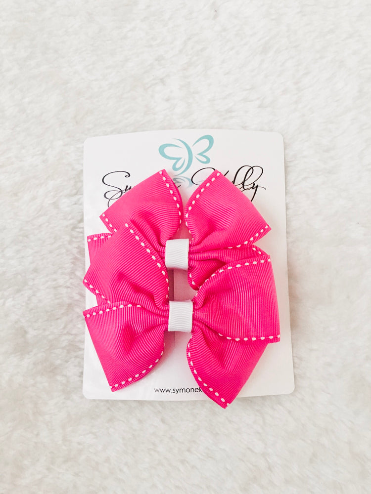 MAKAYLA DOUBLE BOUTIQUE HAIR BOWS