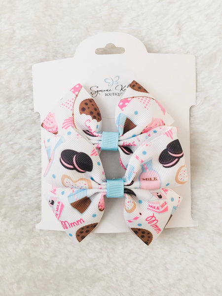 MILK N' COOKIES BOUTIQUE BOWS