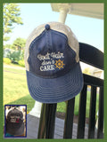 Boat Hair Don't Care Trucker Hat - GetawayWear® Inc.