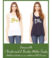 Bridal Party Shirts.