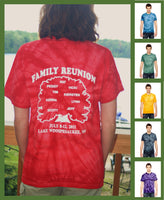Family Reunion Tees - GetawayWear® Inc.