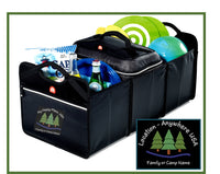 Igloo Cargo Box With Cooler - Custom.