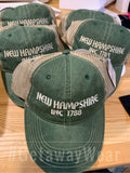 NH Ouray Embroidered Trucker Hats.