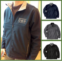 Customized Seasons Ultima Soft Shell Jacket.