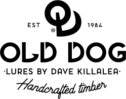 Old Dog Lures by Dave Killalea