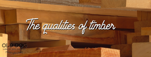 Old Dog Lures - the qualities of timber slide