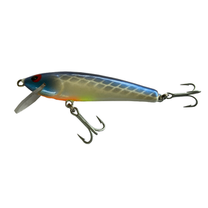 The Mutt Shallow - 90mm Handcrafted Timber Fishing Lure