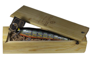 Boxed Limited Edition Handcrafted Timber Lures