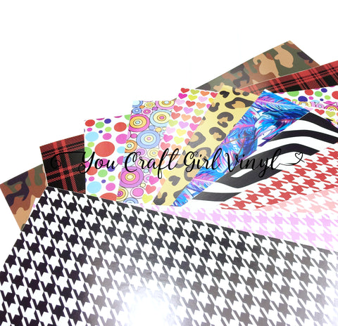 Oracal 174 Patterned Adhesive Vinyl Vinyl Supply Shop