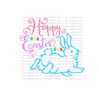 Hoppy Easter Cut File