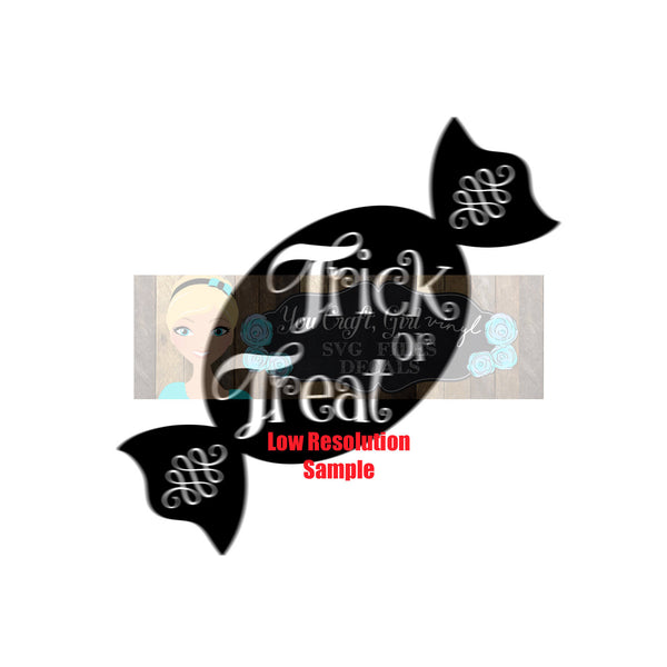 Trick or Treat Candy Svg Dxf Png Pdf   Commercial Use Svg   Halloween Sign   Halloween SVG   Hard Candy svg   tshirt svg   holiday svg