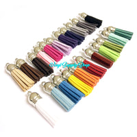 Tiny Tassels Set of 10