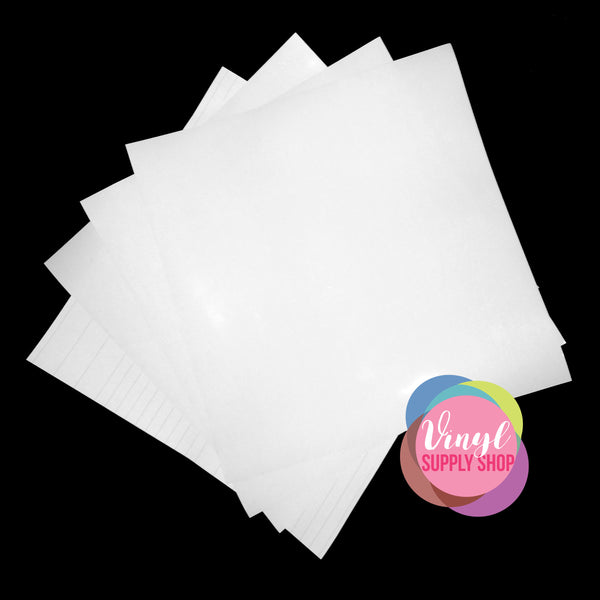 Transfer Tape Sheets