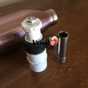 Water Bottle Adapter for PVC Cup Turner