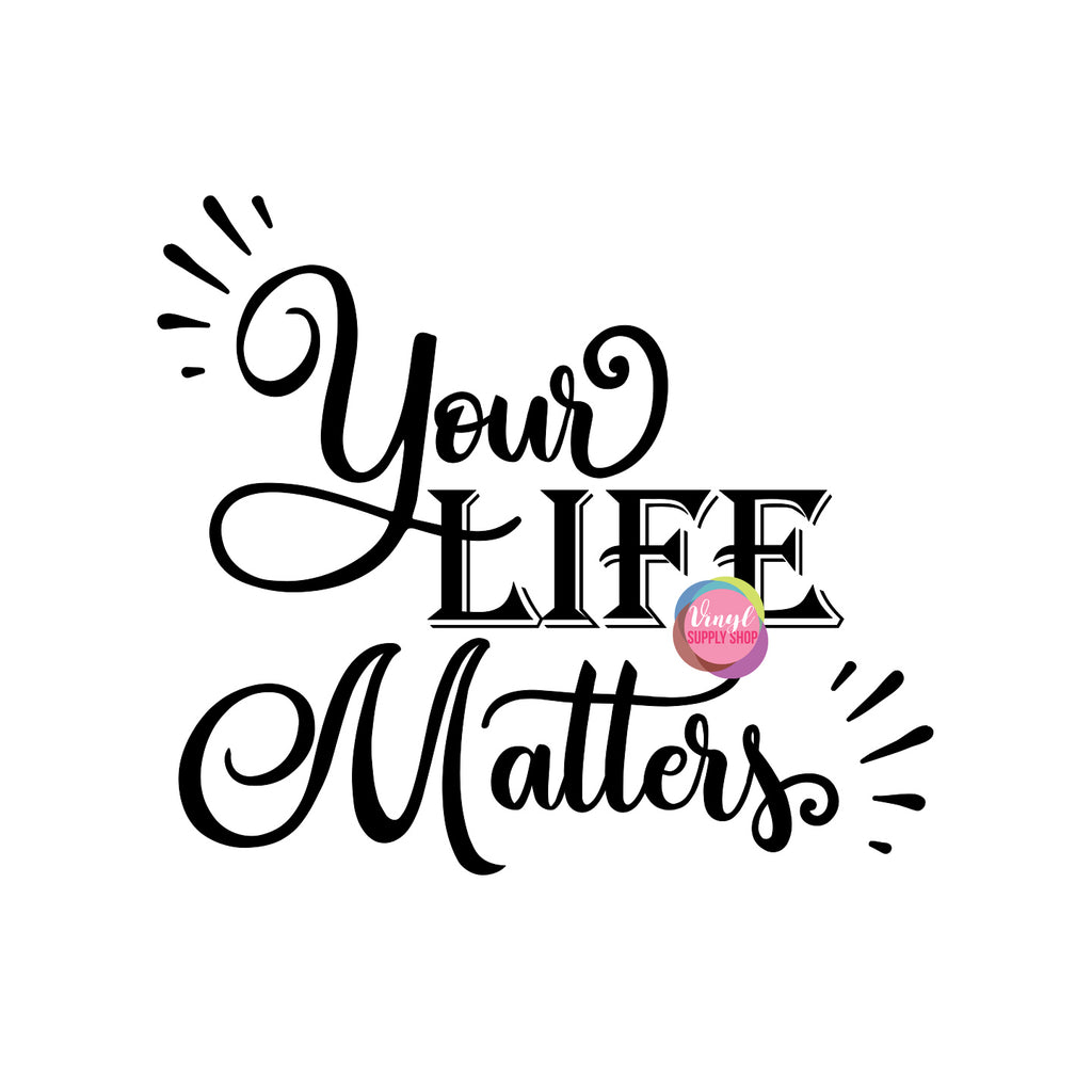 Your Life Matters Version 2