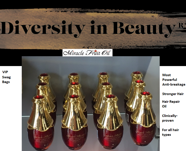 Miracle Fruit Oil Company advocates for diversity and inclusion in the beauty industry