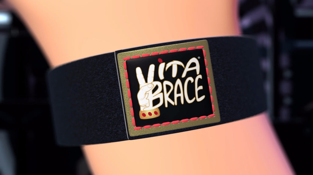Vitabrace High Performance Gamer Wristband