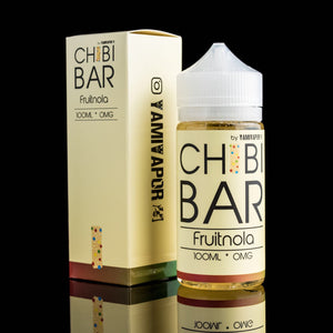 Fruitnola Chibi Bar by Yami Vapor 100mL