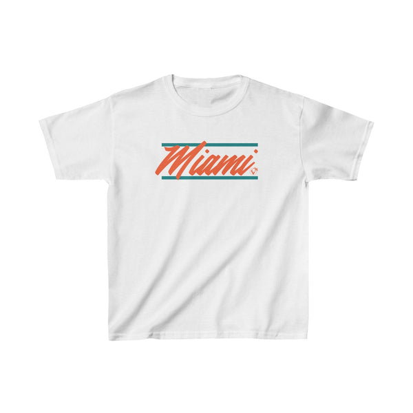U are Miami Kids White T-Shirt