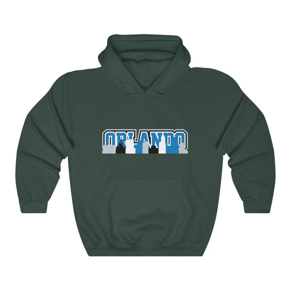 Magic City Hoodie forest green